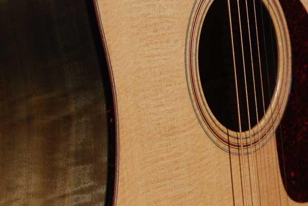 Allen Guitars & Luthier Supplies Top Woods